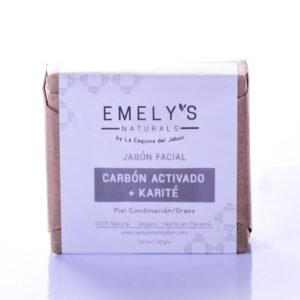 carbon activado con karite