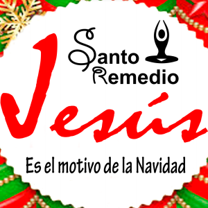 Jesus es el motivo de la navidad