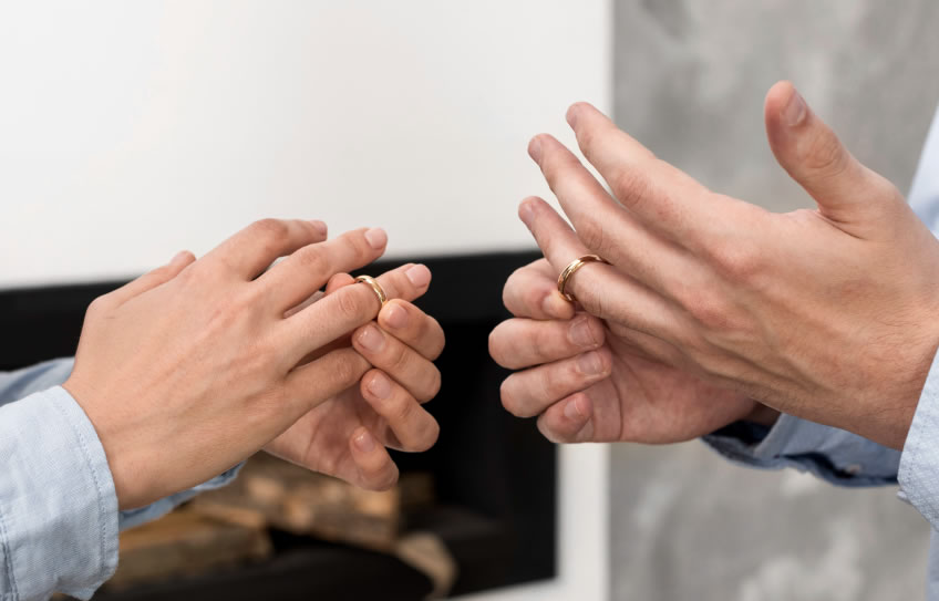 4 Tips para manejo de un Divorcio Sano