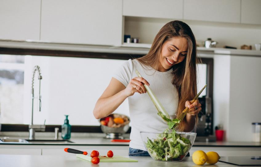 5 ventajas de comer ensaladas