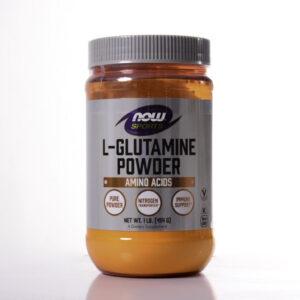 l-glutamina polvo