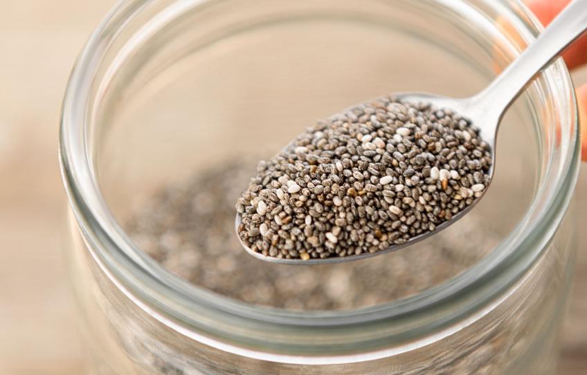 10 beneficios de la semilla de la Chía, la semilla del Superpoder
