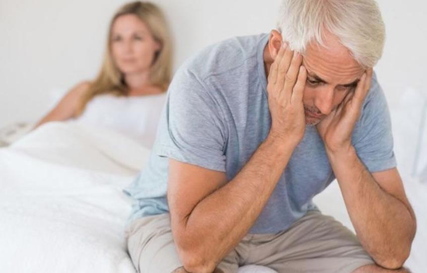 Impotencia sexual masculina, sus causas y manejo con medicina natural